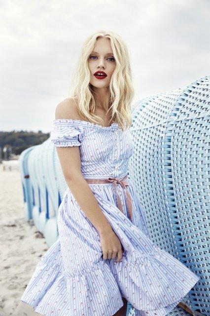 lena hoschek ss17 4 - Luxusmode am Meer - die Spring/Summer 2017 Kollektion von Lena Hoschek