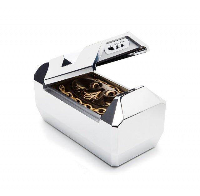 Strongcase Tischtresor Schmuck - Strongcase Trischtresor - Wertsachen sicher in Ihrer Nähe unterbringen