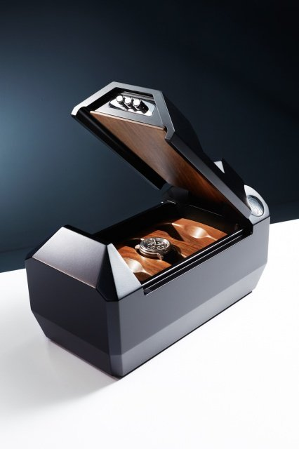 Strongcase Tischtresor Uhren - Strongcase Trischtresor - Wertsachen sicher in Ihrer Nähe unterbringen