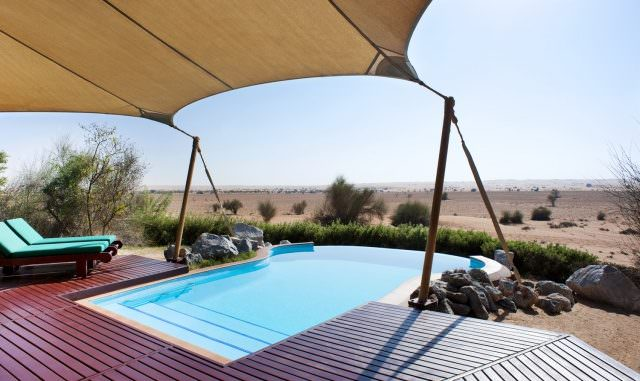 lux3081po 100228 Bedouin Suite private pool 640x381 - Wüsten-Luxus, azurblaues Meer & asiatische Eleganz - Luxushotel-Highlights weltweit