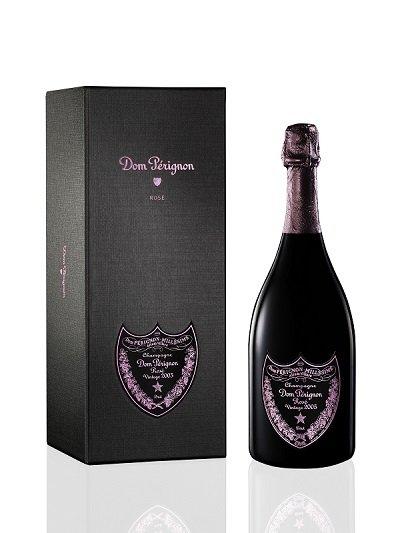 Coffret rosé 2005 btle White copyright © is Jean Luc Viardin 2 - Luxuriös anstoßen: Der neue Dom Pérignon Rosé Vintage 2005