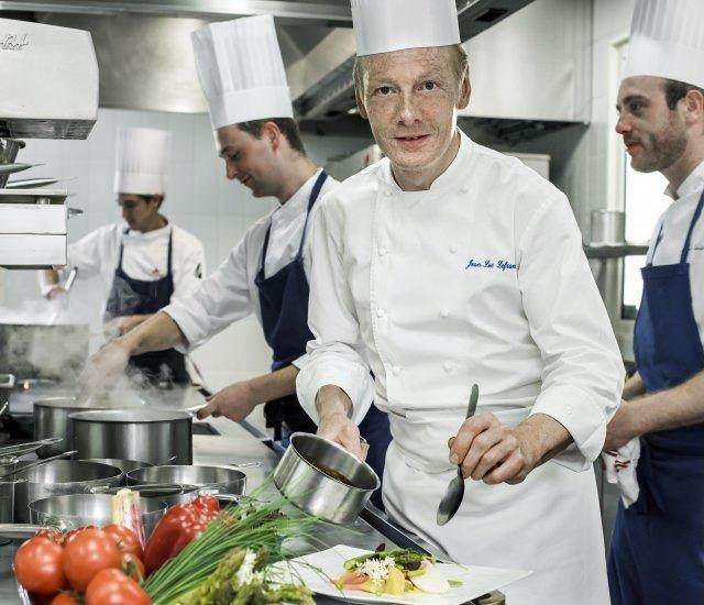 Jean Luc Lefrançois   Head Chef 5951 - World Gourmet Society Festival 2014 mit Beiträge aus Deutschland und Österreich