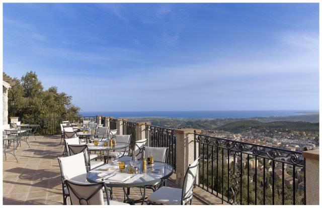 La Rosticceria restaurant  6122 - Gourmet-Luxus & Sport im Château Saint-Martin & Spa