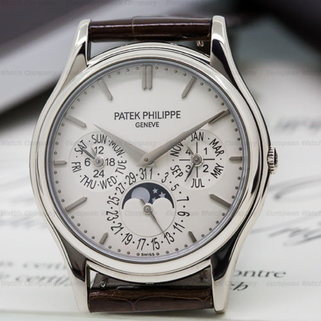 Patek Philippe Perpetual Calendar - 5 Luxus-Uhrenmodelle, die man kennen sollte