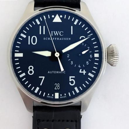 iwc fliegeruhr - 5 Luxus-Uhrenmodelle, die man kennen sollte