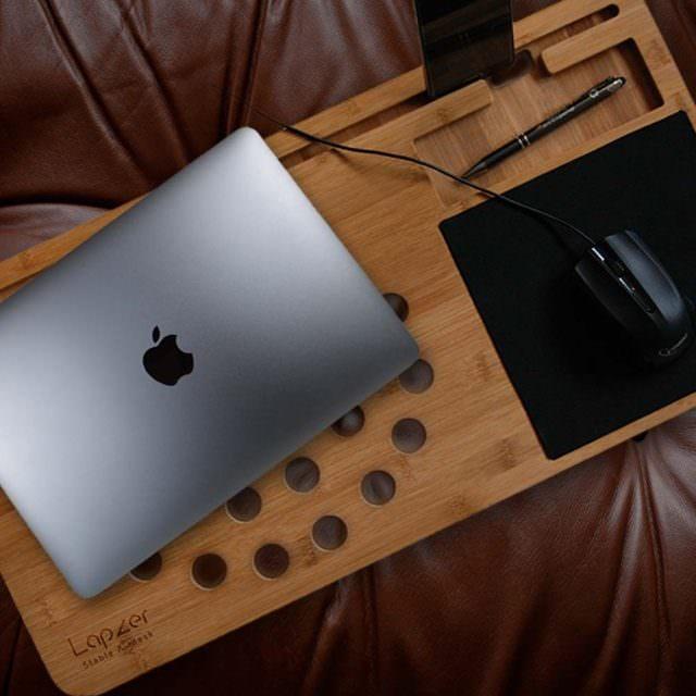 lapzer laptop stabilisierung 640x640 - Geschenke zum Vatertag. Was schenkt man Jemandem, der schon alles hat?