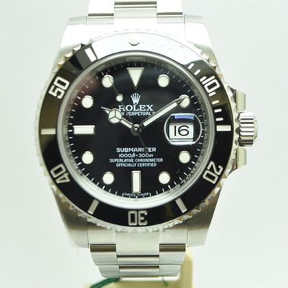 rolex submariner - 5 Luxus-Uhrenmodelle, die man kennen sollte
