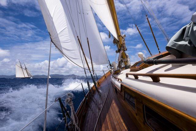 ANTIGUA CLASSIC YACHT 2017 OFFICINE PANERAI 11 1535268 640x427 - 30. Antigua Classic Yacht Regatta – die Gewinner-Yachten
