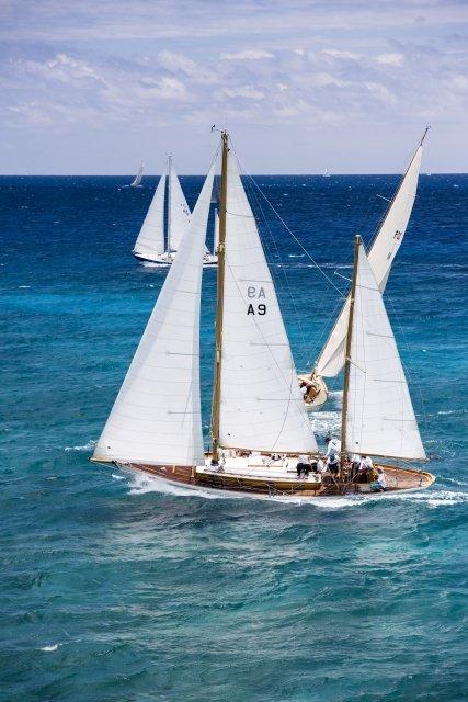 ANTIGUA CLASSIC YACHT 2017 OFFICINE PANERAI 14 1535271 - 30. Antigua Classic Yacht Regatta – die Gewinner-Yachten
