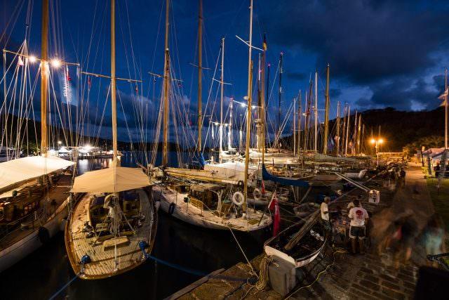 ANTIGUA CLASSIC YACHT 2017 OFFICINE PANERAI 3 1535262 640x427 - 30. Antigua Classic Yacht Regatta – die Gewinner-Yachten