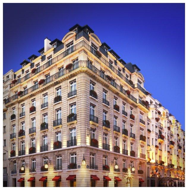 Façade 1001 - Luxus-Beauty aus dem Spa des Le Bristol Paris