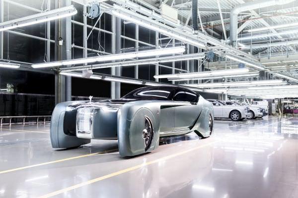 P90223424 lowRes rolls royce vision n - Luxus pur - der neue Rolls-Royce Next 100