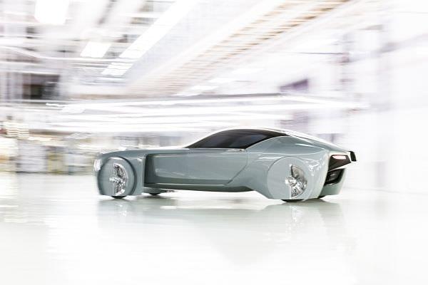 P90223425 lowRes rolls royce vision n - Luxus pur - der neue Rolls-Royce Next 100