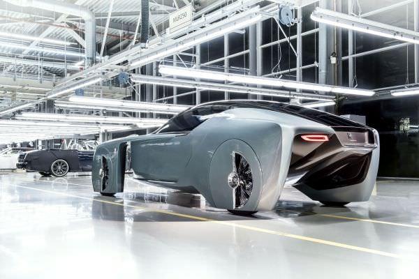 P90223426 lowRes rolls royce vision n - Luxus pur - der neue Rolls-Royce Next 100