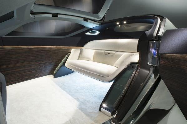 P90223441 lowRes rolls royce vision n - Luxus pur - der neue Rolls-Royce Next 100