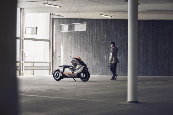 P90260575 lowRes bmw motorrad concept - BMW Motorrad Concept Link – neue Luxus-Technik
