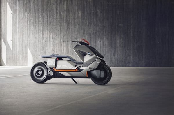 P90260576 lowRes bmw motorrad concept - BMW Motorrad Concept Link – neue Luxus-Technik