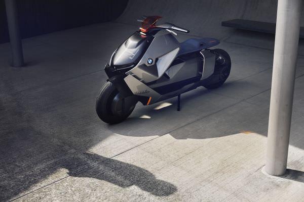 P90260579 lowRes bmw motorrad concept - BMW Motorrad Concept Link – neue Luxus-Technik