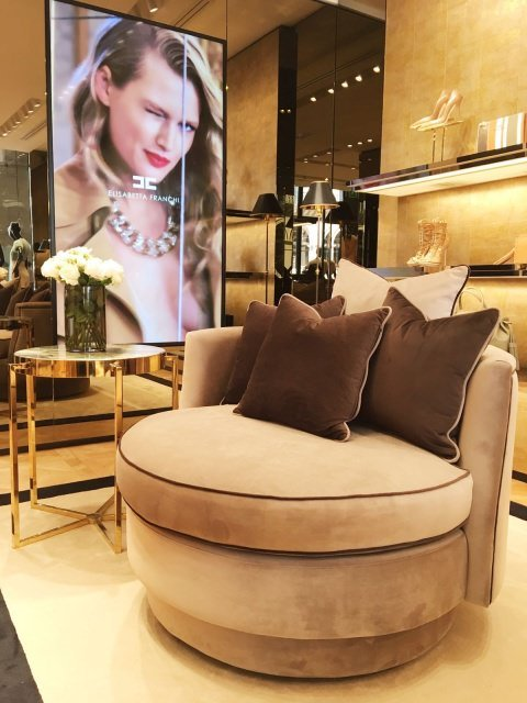 PARIS BOUTIQUE 1 - Elisabetta Franchi - Boutique Opening in Paris & Madrid