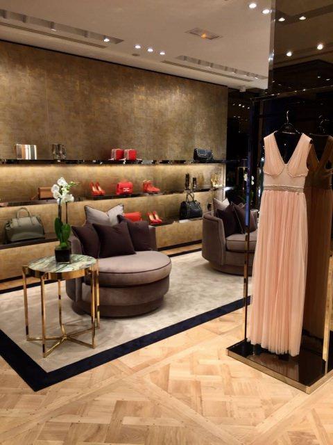 PARIS BOUTIQUE 2 - Elisabetta Franchi - Boutique Opening in Paris & Madrid