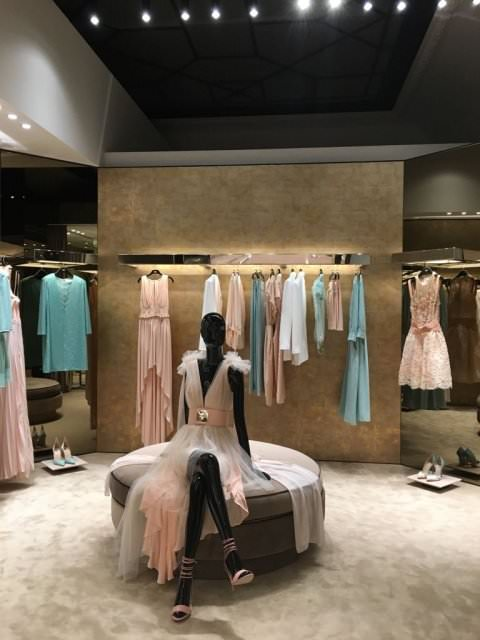 PARIS BOUTIQUE 3 - Elisabetta Franchi - Boutique Opening in Paris & Madrid