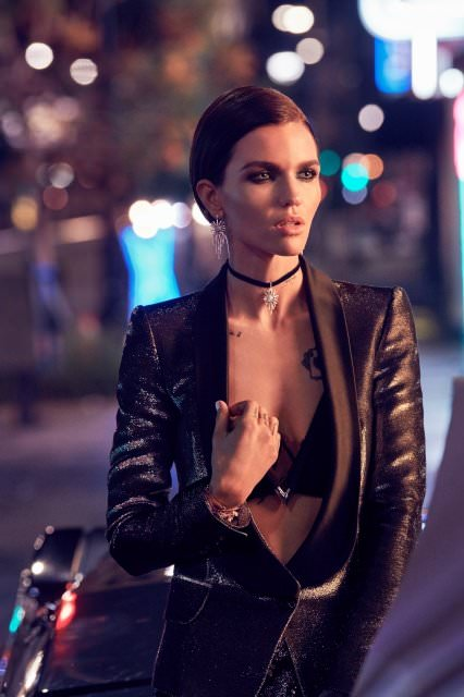 RUBY ROSE NIGHTS IN THE CITY 9 - Neuer Luxus-Schmuck - Urban Fantasy von Swarovski