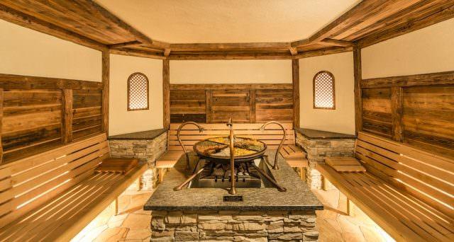 Winklerhotels Lanerhof Pusterta sauna 640x342 - Der Lanerhof - Wellness, Gourmet & Sport in Südtirol