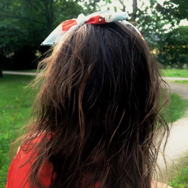 Sommer Styling Fur Feines Haar Bewegung Mit Locken Und Beachwaves