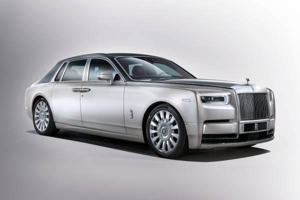 P90270892 lowRes - Deutschlandpremiere des neuen Rolls-Royce Phantom