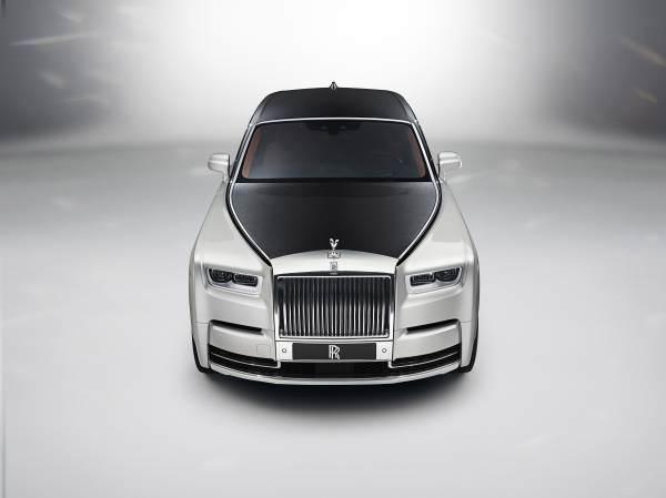P90270893 lowRes - Deutschlandpremiere des neuen Rolls-Royce Phantom