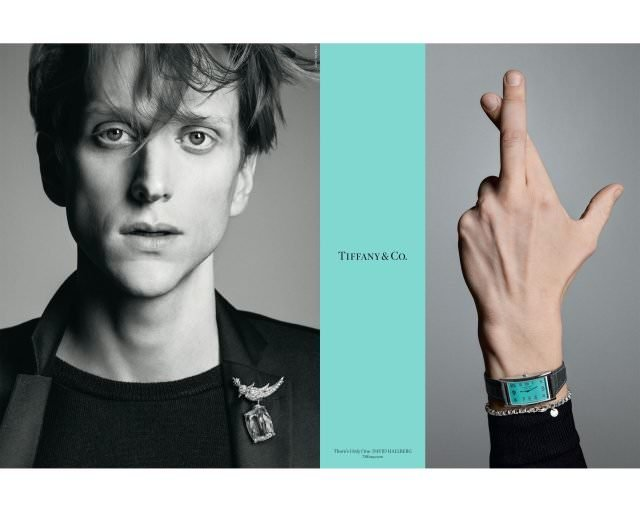 Principal dancer for the Bolshoi Ballet and America Ballet Theater David Hallberg in Tiffany Co.'s Fall advertising campaign 640x512 - Hollywood-Stars für Tiffany & Co.