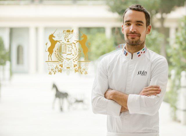 Le Bristol Paris Julien Alvarez 1 0429 - Vier-Sterne-Küche in Paris – Luxus-Konditorei von Julien Alvarez