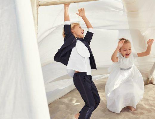 Il Gufo Hochzeit kinder mode kleid anzug 520x400 - Edle Kindermode für die Hochzeit