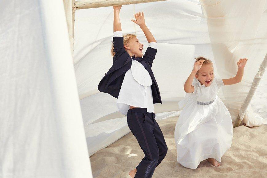 Il Gufo Hochzeit kinder mode kleid anzug - Edle Kindermode für die Hochzeit