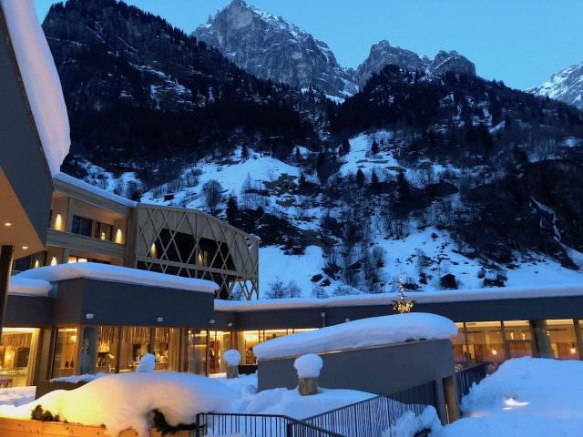 Feuerstein Family Resort Brenner abendstimmung 640x480 - Feuerstein Family Resort am Brenner in Südtirol - Entspannter Luxus