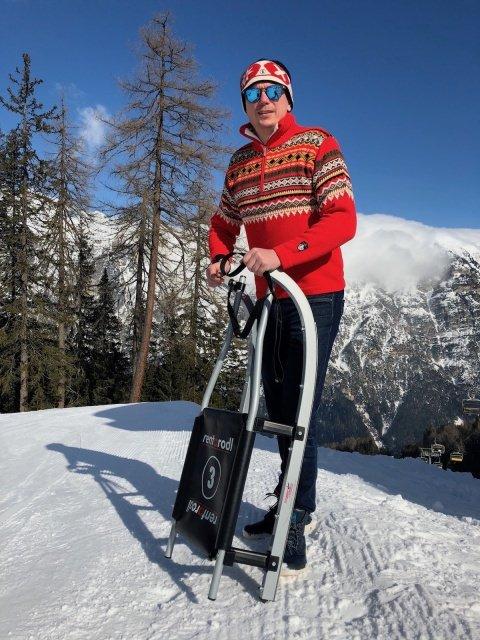 Feuerstein Family Resort Brenner daniel rodeln 7 - Feuerstein Family Resort am Brenner in Südtirol - Entspannter Luxus