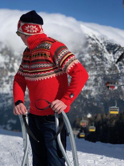 Feuerstein Family Resort Brenner daniel rodeln - Feuerstein Family Resort am Brenner in Südtirol - Entspannter Luxus