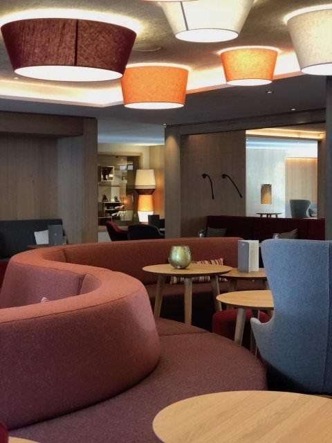 Feuerstein Family Resort Brenner lounge - Feuerstein Family Resort am Brenner in Südtirol - Entspannter Luxus