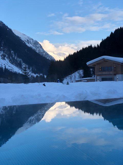 Feuerstein Family Resort Brenner pool 5 - Feuerstein Family Resort am Brenner in Südtirol - Entspannter Luxus