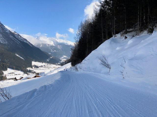 Feuerstein Family Resort Brenner rodelpiste 640x480 - Feuerstein Family Resort am Brenner in Südtirol - Entspannter Luxus