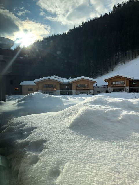 Feuerstein Family Resort Brenner schnee - Feuerstein Family Resort am Brenner in Südtirol - Entspannter Luxus