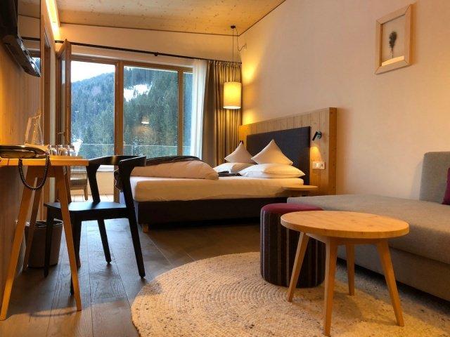 Feuerstein Family Resort Brenner zimmer 1 - Feuerstein Family Resort am Brenner in Südtirol - Entspannter Luxus