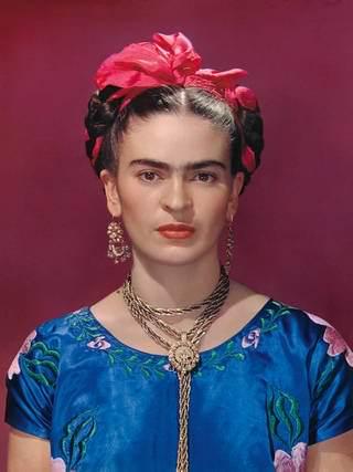 Jumeirah Lowndes Hotel Porträt Frida Kahlo © Nickolas Muray Photo Archives - Kultur & Blumen-Festival im noblen Belgravia, London