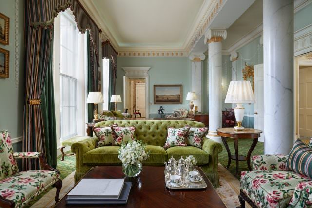 The Lanesborough Suite Living Room 2 6248 640x427 - The Wimbledon Experience mit Tennisprofi Stan Smith