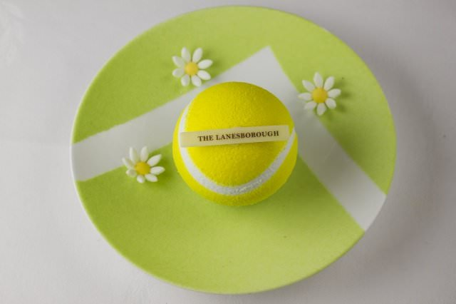 Wimbledon Amenity 2 6208 - The Wimbledon Experience mit Tennisprofi Stan Smith