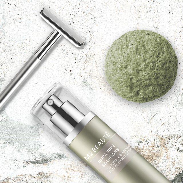 6 m2 for men - M2 Beauté Facial Care - neue Luxus-Pflegeserie für Männer