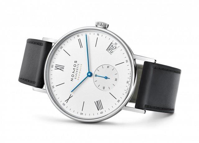 11 NOMOS Ludwig neomatik 41 Datum raeumlich - Luxus-Uhren: Update für neomatik-Designs