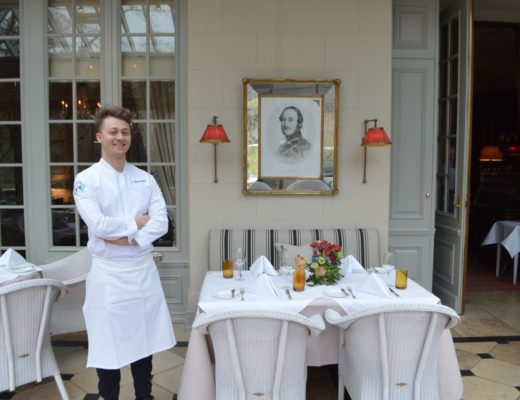 Joel Ellenberger baden baden 520x400 - Gourmet-News - Joël Ellenberger im Brenners Park-Hotel & Spa Baden-Baden