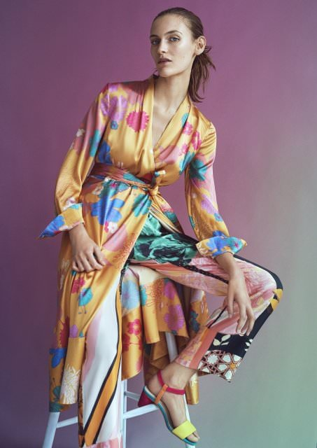 goya - Designer-Trendausblick: Stine Goya PreFall 2018