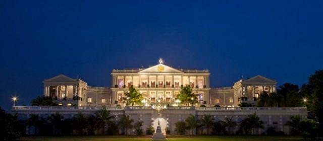 Taj Falaknuma Palace hotel Hyderabad 640x280 - Die 7 besten Luxushotels in Indien von 5 bis 7 Sterne